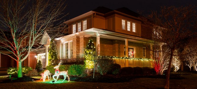 3 Outdoor Lighting Tips to increase Winter Curb Appeal