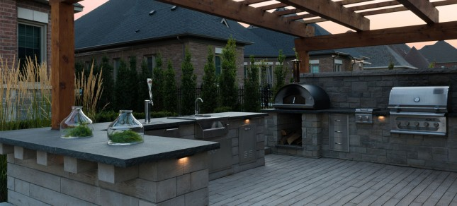 Conscape Lighting + Audio now offers the Complete Backyard Escape