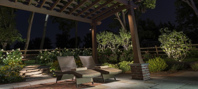 How landscape lighting will help you get more out of your backyard