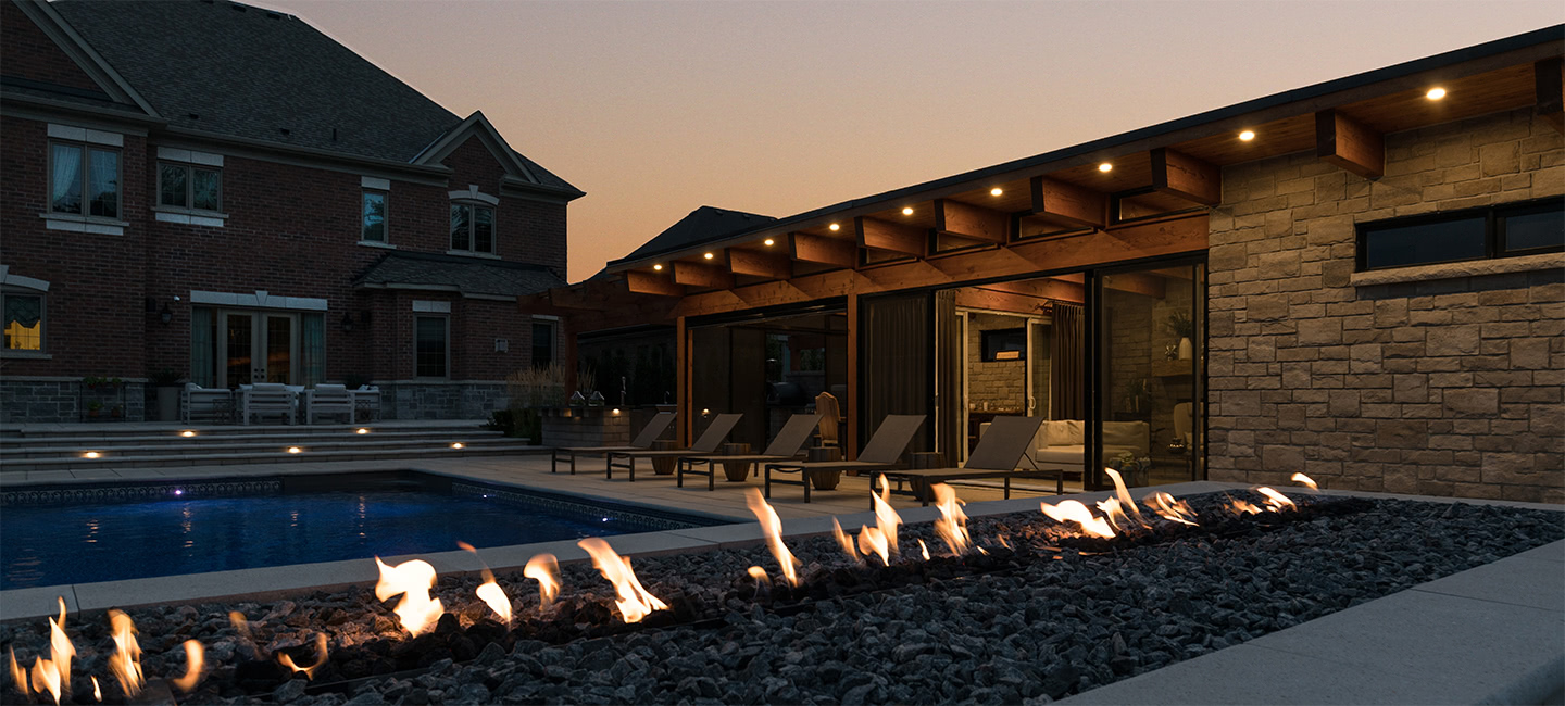 Why Should I Invest in Outdoor Lighting and Audio?