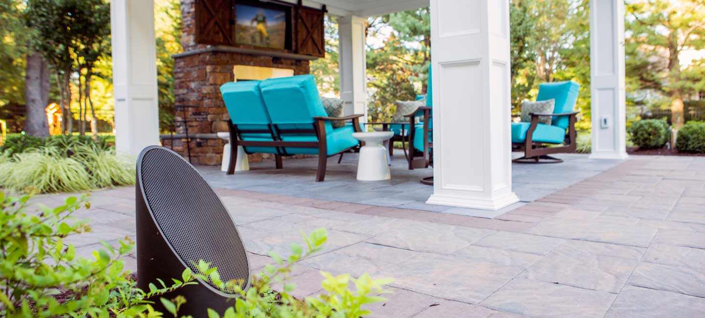 Quality Outdoor Audio System Solutions for your backyard